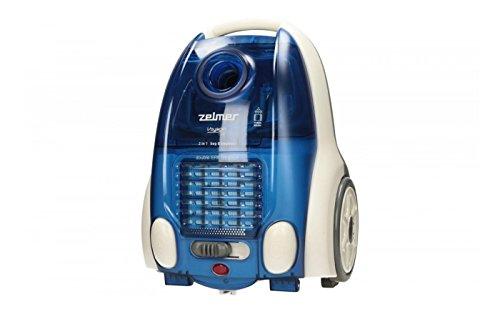 Zelmer Voyager Twix - Aspiradora (1000 W, C, 35,8 kWh, Aspiradora cilíndrica, Combinado, 5 L)