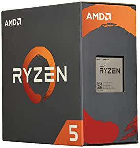 AMD Ryzen 5 1600X Processoro da 3.6GHz, 64bit, Socket AM4, 14 nm, Cores 6, Threads 12, TDP 95W