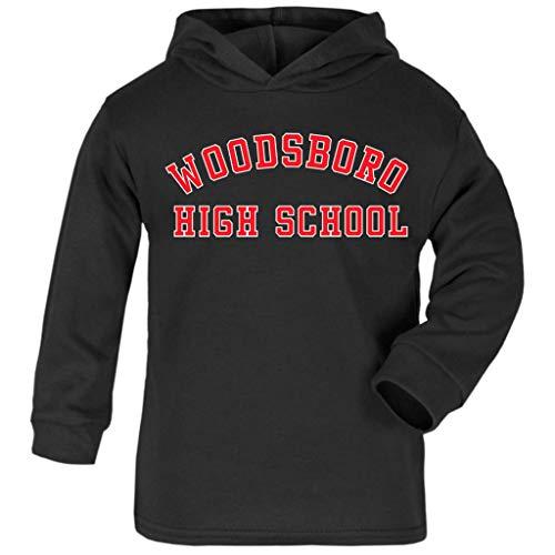 Cloud City 7 Scream Woodsboro High School Varsity Baby and Kids Hooded ()