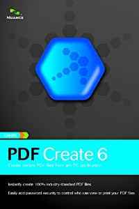PDF Create 6.0, English (PC DVD)
