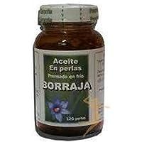 Aceite De Borraja 120 perlas de El Valle
