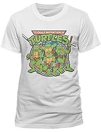 Teenage Mutant Ninja Turtles Men's Group T-Shirt