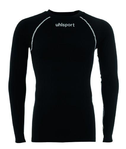 uhlsport Uni Thermo Shirt Langarm schwarz
