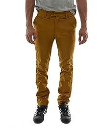 pantalons kaporal melvi jaune