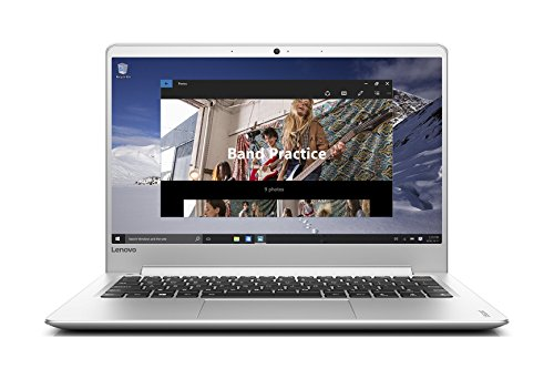 Lenovo IdeaPad 710S 13.3-Inch Notebook - (Silver) (Intel Core i5-7200U, 8 GB RAM, 256 GB SDD, Windows 10)