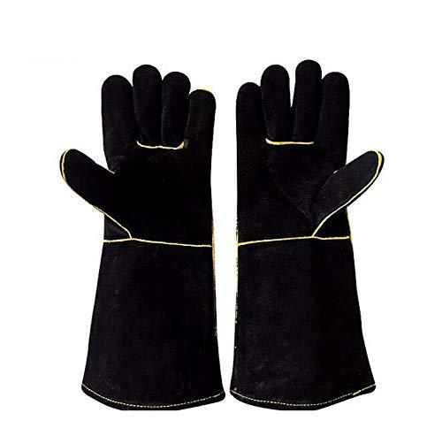 DAKANG das Leder BBQ Grill mikrowelle - Handschuhe Handschuhe Anti - kochend hochtemperatur -...