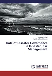 Role of Disaster Governance in Disaster Risk Management