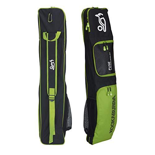 Kookaburra Sicherung Hockeyschläger/Kit Bag (2017/18), schwarz