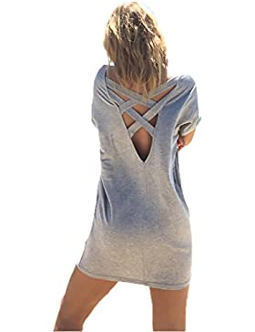 Mikos - Camisas - Túnica - Básico - para mujer