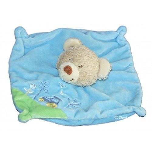 doudou-plat-carre-ours-bleu-tex-baby-carrefour-tracteur-brode