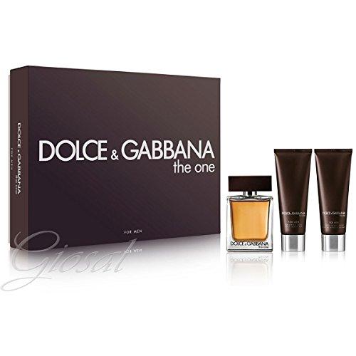Coffret Herren Dolce & Gabbana The One D&G EDT Dopobarba Bagnoschiuma GIOSAL