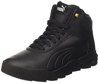 Puma Unisex-Erwachsene Desierto Sneaker L, Schwarz (Black-Black), 44 EU (B01N58E27C) | Amazon price tracker / tracking, Amazon price history charts, Amazon price watches, Amazon price drop alerts