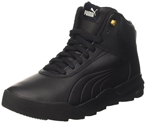 Cougar Unisex Adulto Desierto Sneaker L Nero (nero-nero)