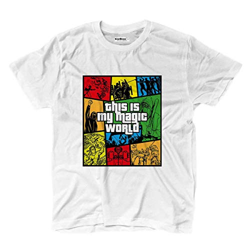 KiarenzaFD Camiseta Soccer Ultras World Stadium Clashes