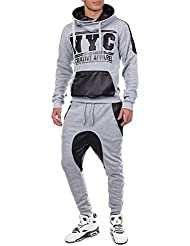 Chándal unisex NYC ID1396 (varios colores)