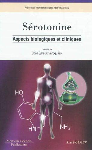 Srotonine : Aspects biologiques et cliniques