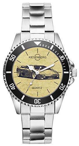 Regalo para Lamborghini Diablo Oldtimer Fan Conductor Kiesenberg Reloj 6381