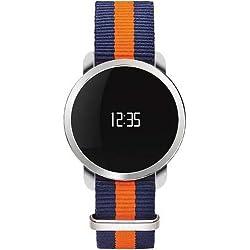 MyKronoz ZeCircle–Reloj inteligente Unisex, Plata