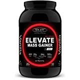 Sinew Nutrition Elevate Mass Gainer With Digestive Enzymes, 1 Kg (Vanilla Flavour)
