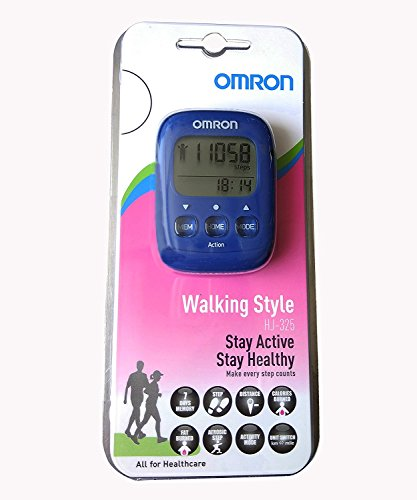 Omron Hub - Omron HJ-325 - Schrittzähler - (Mehrfarbig)