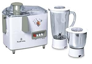 Russell Hobbs RJMG 2E 450-Watt Juicer Mixer Grinder
