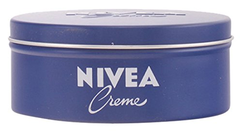 Nivea Genuine German Creme Cream Made In Germany - 8.45 Oz. / 250Ml Metal Tin - Made In Germany Not Thailand !