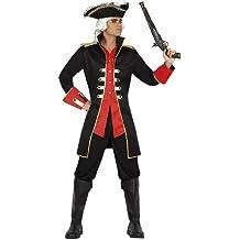 Atosa - Disfraz de pirata para hombre, talla XL (22914)