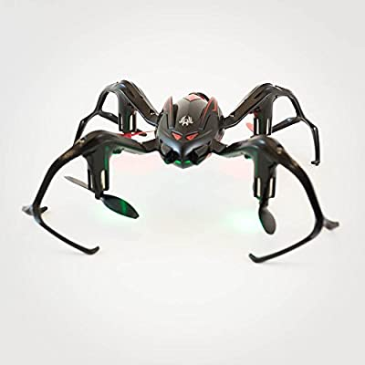 Acrobatic Spider Drone from RED5
