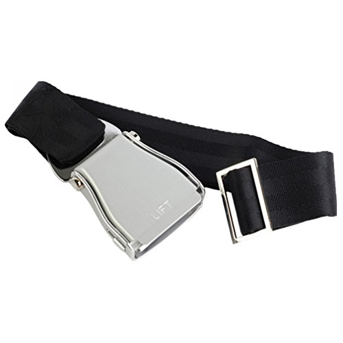 airline-seat-de-belt-cinturon-negro