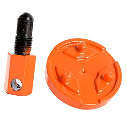 B Blesiya Kettensäge Kupplung Entfernung Werkzeug Kettensägenkupplungen Demontage Zubehör (Kupplung Kettensäge Werkzeug)