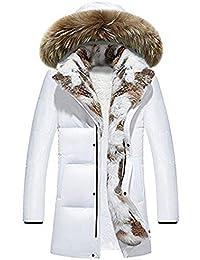 34b36c184d087 UFACE Homme Hiver Chaud Sweats Épaisse Veste à Capuche Doublée Polaire  Manteaux Doux Hoodie Blousons Sweat