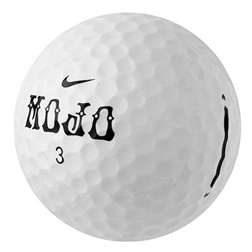PearlGolf 50 Nike Mojo 2011 - AAAA - weiß - Lakeballs - gebrauchte Golfbälle
