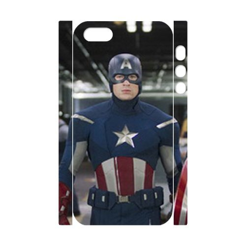 LP-LG Phone Case Of Avengers Marvel For iPhone 5,5S [Pattern-6] Pattern-3