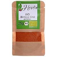Hestia Bio Birdeye Chili Polvo De Chile, 25g