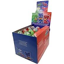 PJ Masks - Huevos de chocolate con sorpresa - 24 unidades