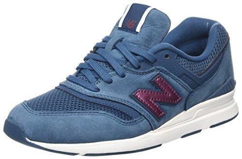 Balance Trainer Frauen New (New Balance Damen Wl697v1 Sneaker, Mehrfarbig (North Sea), 40.5 EU)