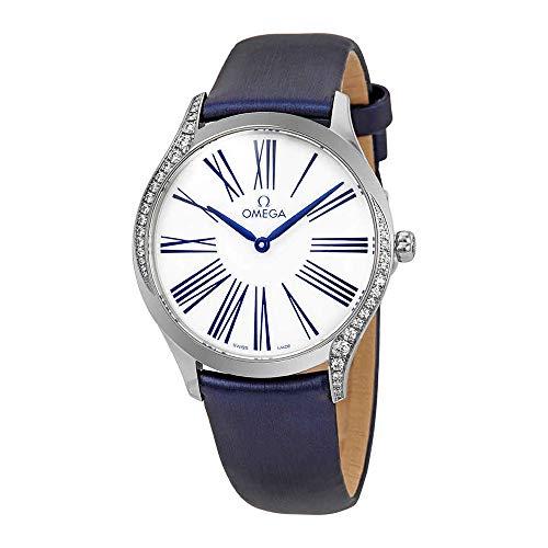 Omega de Ville quarzo Tresor 36mm orologio da donna