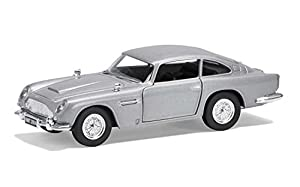 "Corgi ""James Bond Aston Martin Spectre"" Car (Pack of 2, Silver)"