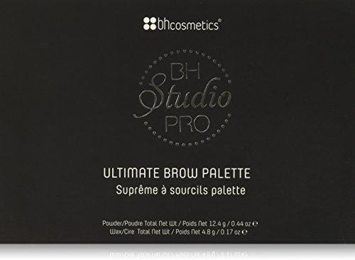 Studio Pro Ultimate Brow Palette von BH Cosmetics