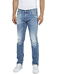REPLAY Grover Jeans Straight Uomo