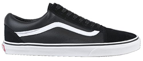 Vans OLD SKOOL Classics fleece black true white fleece black true white