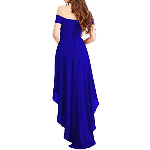 Toocool - Robe - Colonne - Femme Bleu