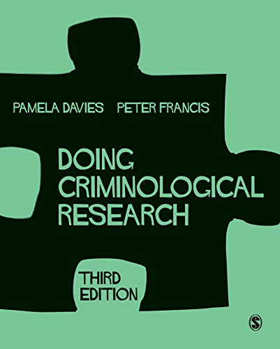 Doing Criminological Research (English Edition)