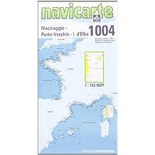 Carte marine : Corse Est