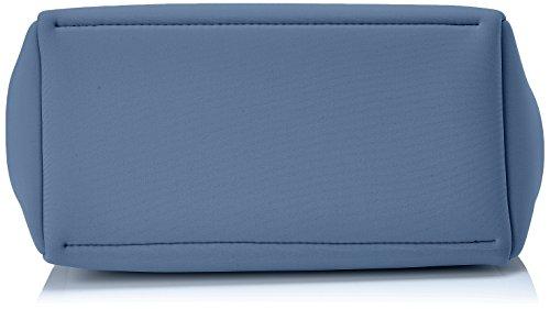 save my bag Miss, Borsa a Mano Donna, 34x29x18 cm (W x H x L) Blu (Balena)