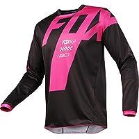 Fox Jersey 180mastar, Black, tamaño L