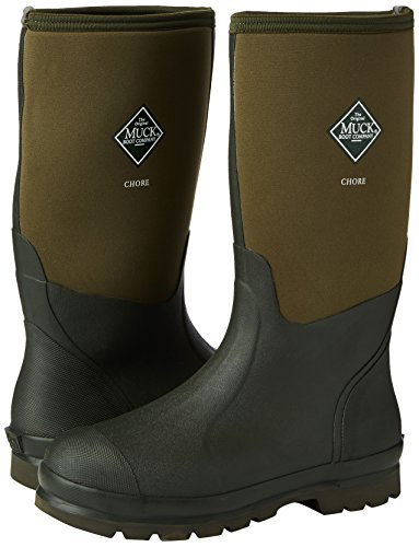 Muck Boots Unisex Adults' Chore High Rain Boot 5