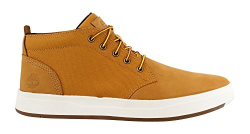 Timberland Davis Square F/L Chukka Pour Homme Wheat