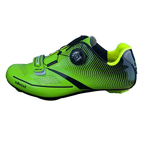 Scarpe Ciclismo Bualry, 39-45 Scarpe da Ciclismo Professionali da Ciclismo per Uomo