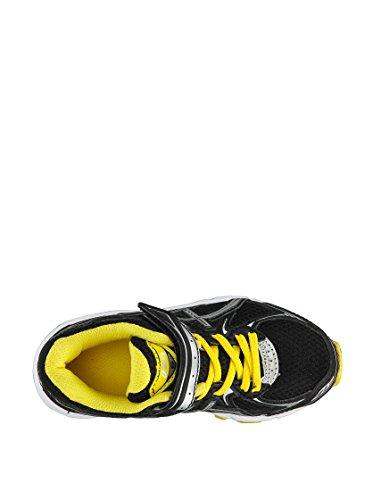 ASICS JUNIOR PRE GALAXY 6 PS Chaussure De Course à Pied Noir